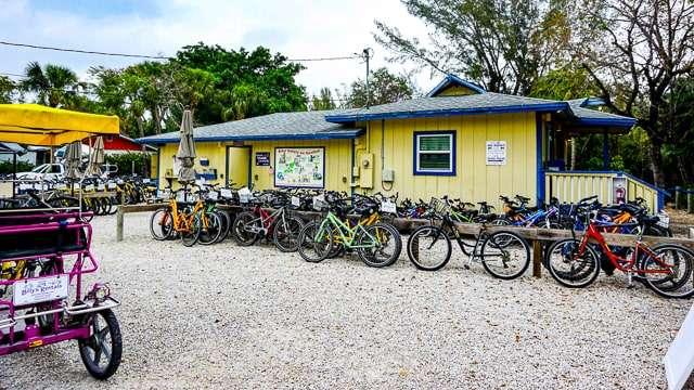 Billy's Bike Shop - Sanibel & Captiva Islands