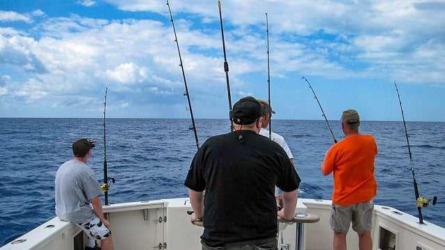 Florida deep sea fishing