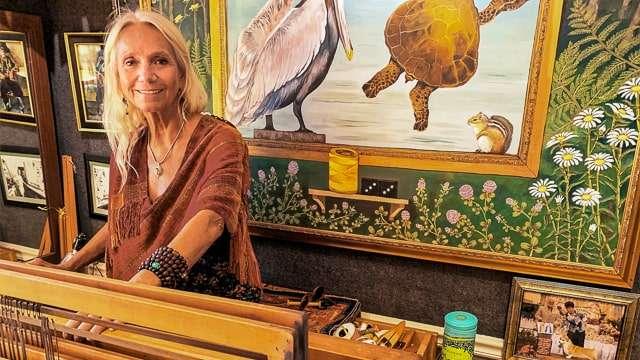 Elizabeth Esther Kelly - Fish House Art Center