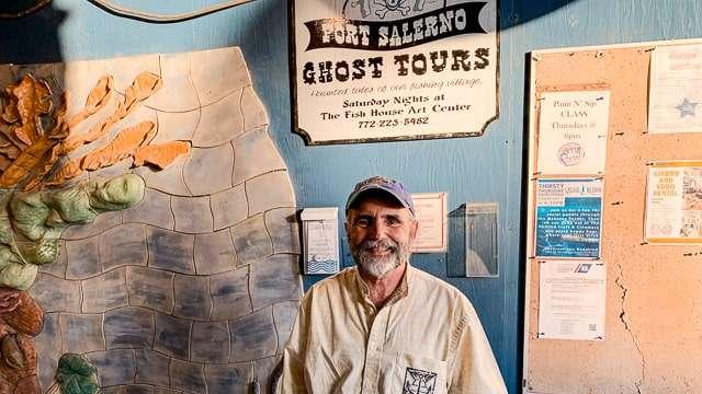 Patrick Mesmer - Port Salerno Ghost Tours