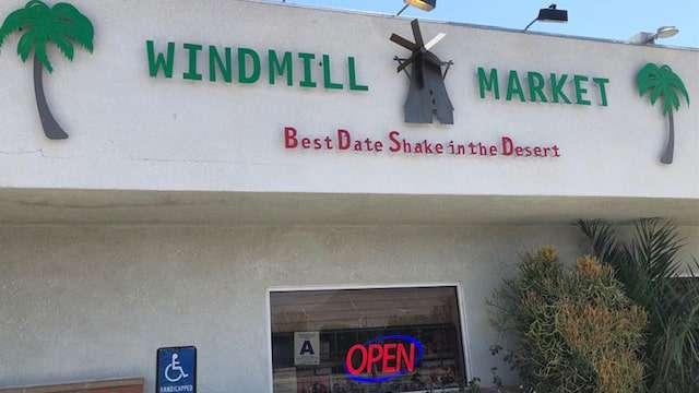 Windmill Market - Palm Springs