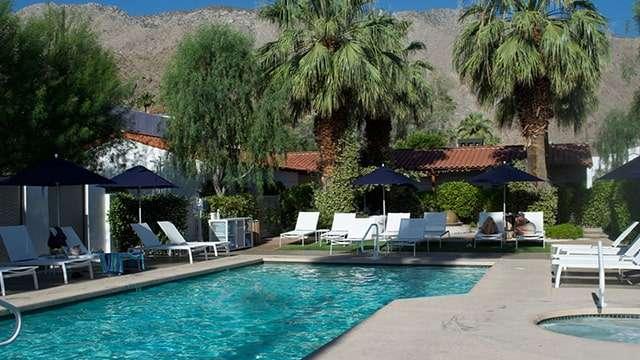 Alcazar Hotel Pool