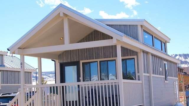 River Run cabin in Grandby