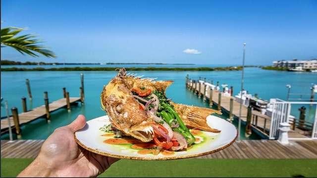 Marathon Key Seafood