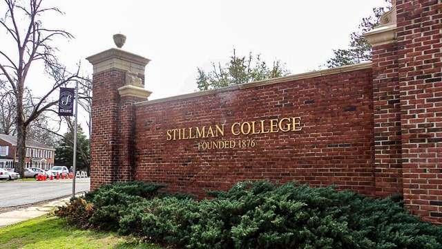 Stillman College Entrance - Tuscaloosa