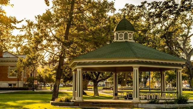 Downtown Paso Robles City Park