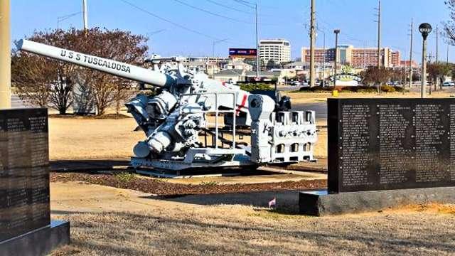 Veterans Memorial Tuscaloosa AL