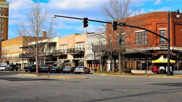 Downtown Tuscaloosa