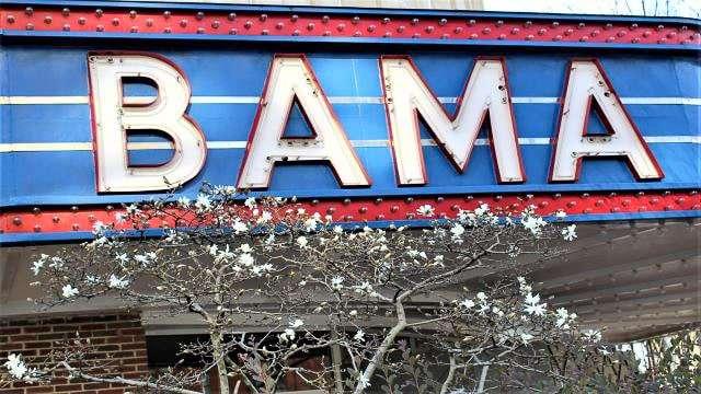 Bama Theater - Tuscaloosa