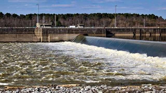 Oliver Lock & Dam