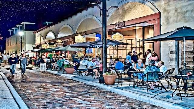 Aviles Street - Restaurants in St Augustine