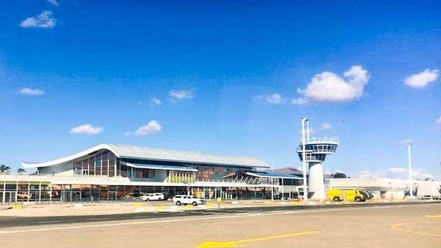 Hosea Kutako Airport near Windhoek