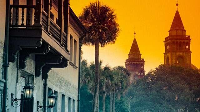 Hotels in St. Augustine FL