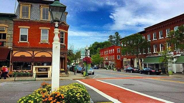 Village of Woodstock Vermont