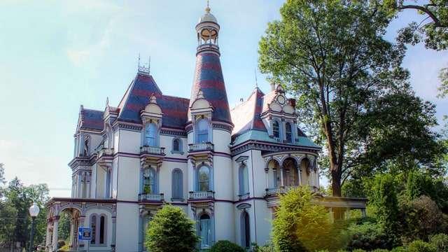 Batcheller Mansion Inn - Saratoga Springs