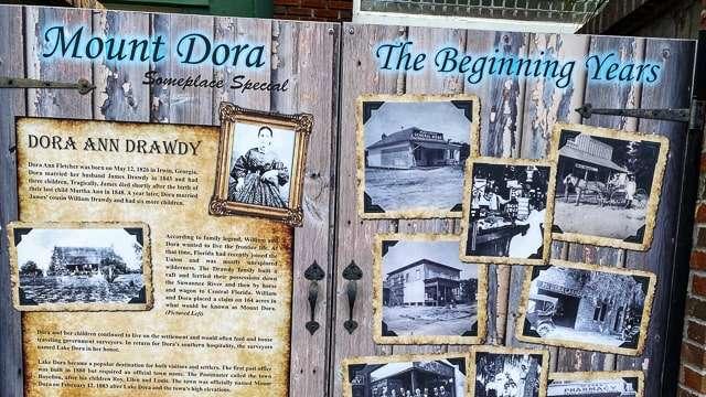 History of Mount Dora