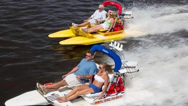 Catboat Tour - Mount Dora FL