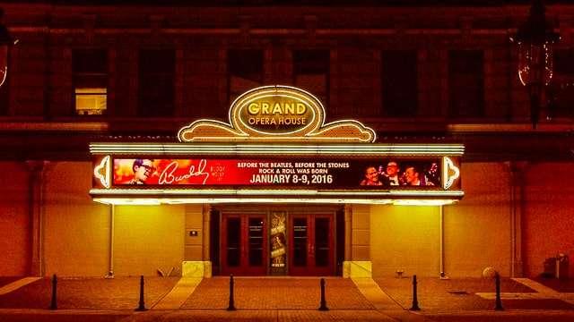 Grand Opera House Macon GA