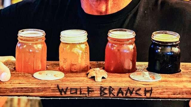 Wolf Branch Brewery - Mount Dora FL