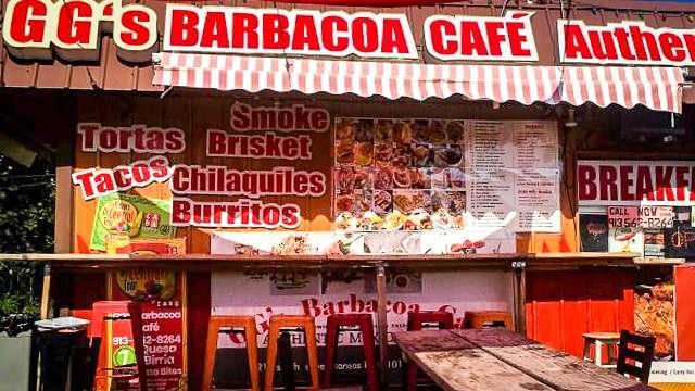 GGs Barbacoa Cafe