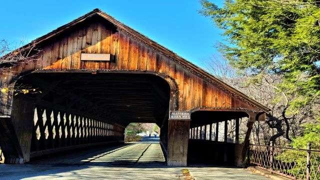 Middle Bridge in Woodstock