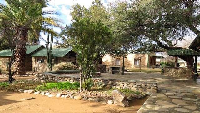 Ondekaremba Lodge - Windhoek, Namibia