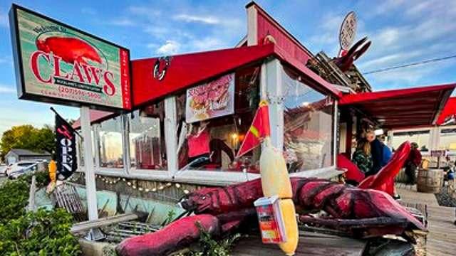 Seafood - Rockland Maine