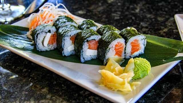 Phila Fusion Shushi restaurant
