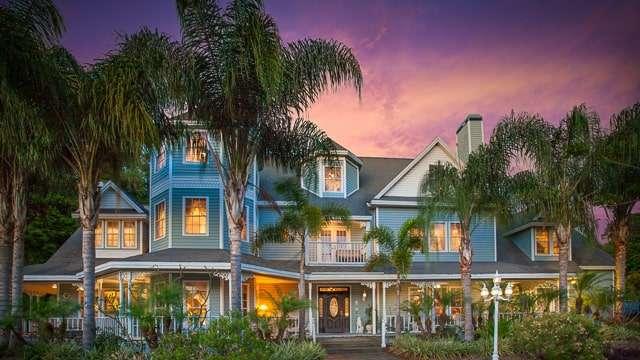 Heron Cay B&B Inn - Mount Doro