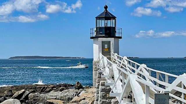 Lighthouse - Rockland Maine