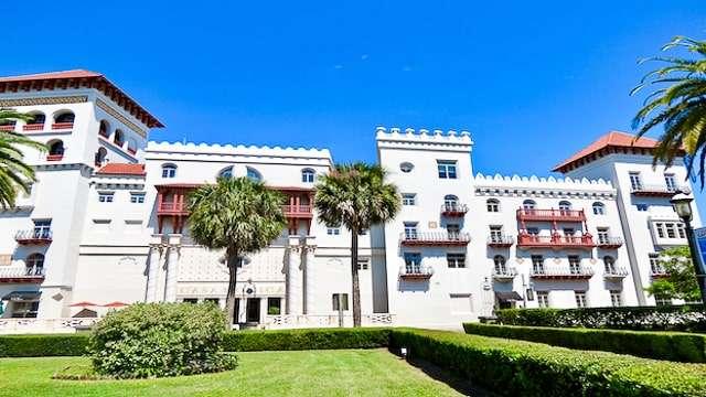 Casa Monica - St. Augustine hotel