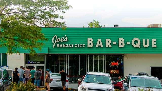 Joe's Kansas City Barbeque