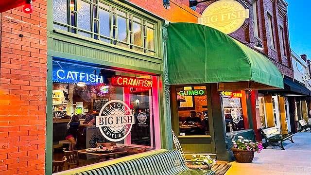 Big Fish Seafood - Restaurants in Grapevine Texas