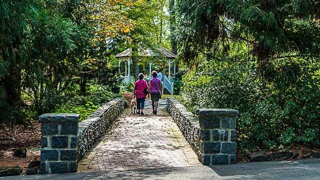 Cape Fear Botanical Park - Fayetteville