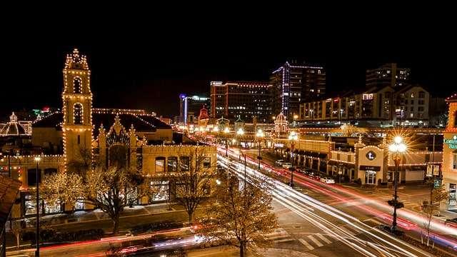 Country Club Plaza - Kansas City, MO