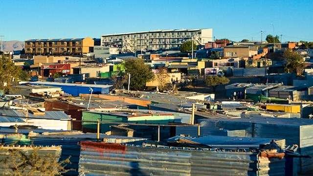 Katutura Township near Windhoek, Namibia