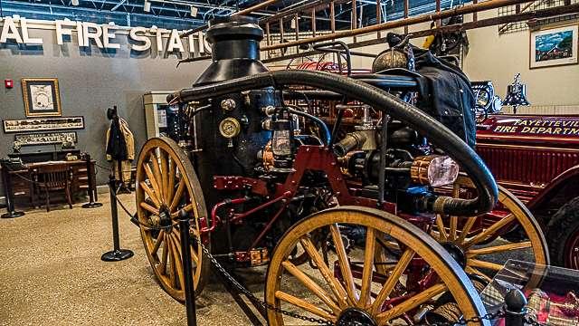 Fayetteville Area Transportation Museum