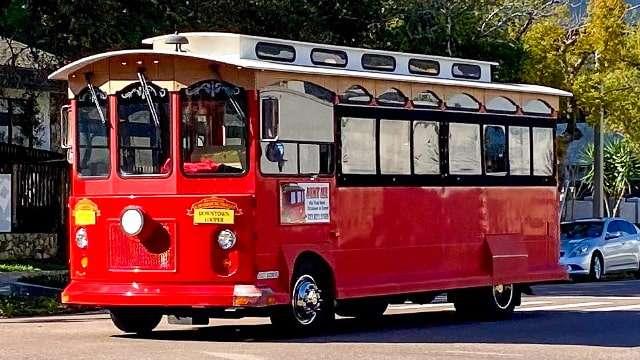 St Pete Trolley Looper
