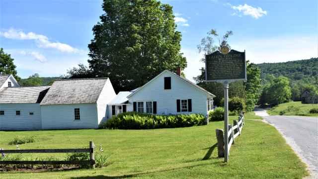 Coolidge Homestead - Woodstock