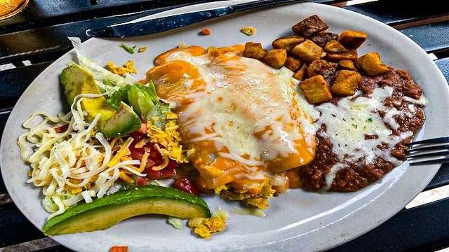 Esparzas - Grapevine Texas Restaurant