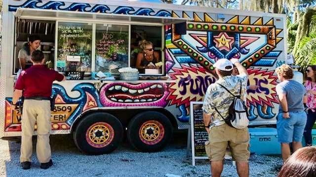 Funkadelic Food Truck