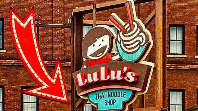 Lulus Thai Noodle Shop - Kansas City