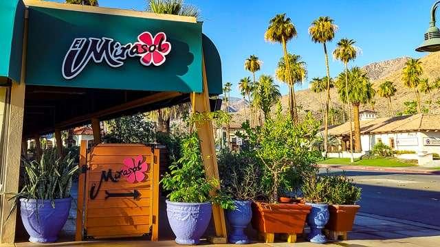 El Mirasol Serves Authentic Mexican Food