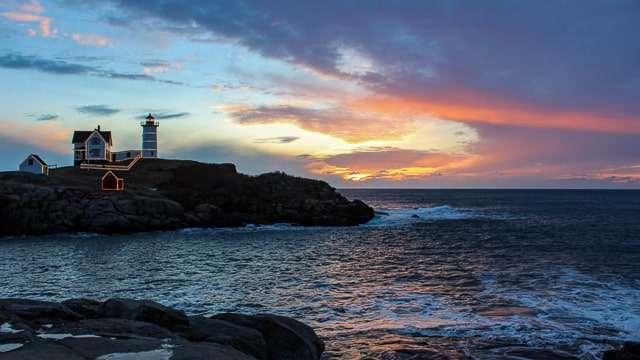 York Maine Lighthouse