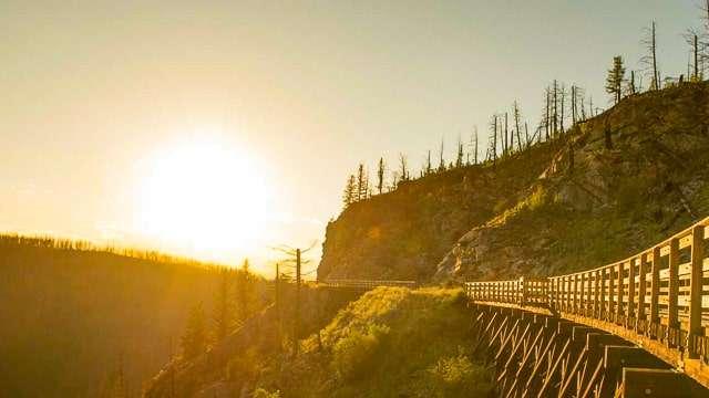 Myra Canyon Trestles - Kelowna
