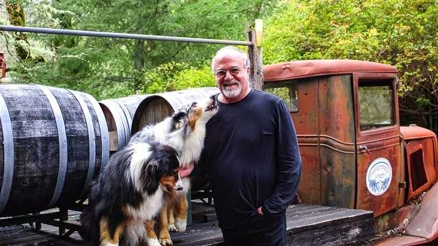 Tom Rodrigues Maple Creek Wine - California Wine Country