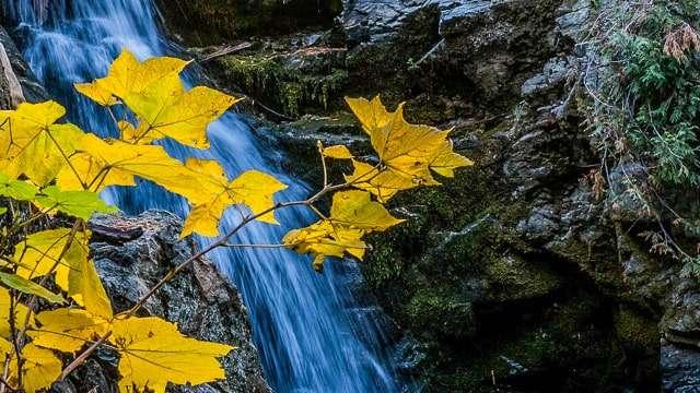 Crawford Falls - Kelowna BC