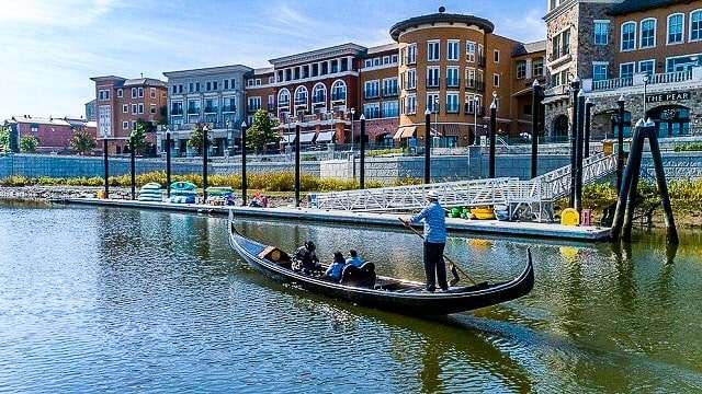 Napa River Gondola Ride
