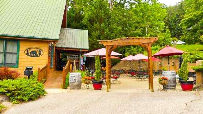 Paradise Winery - Blairsville GA