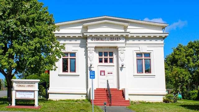 Ferndale Carnegie Library